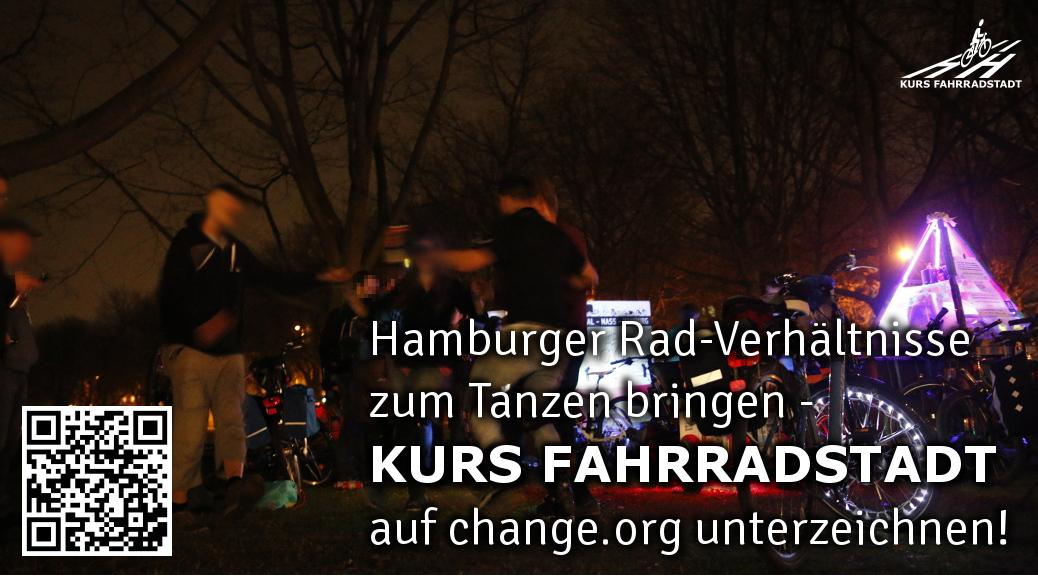 Hamburg rockt den Radverkehr – News Mai2017
