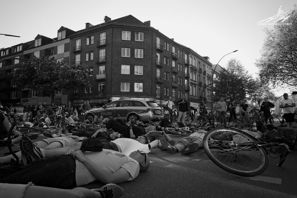 Hamburger Verkehrspolitik tötet