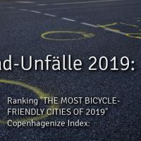 Miese Unfall – Statistik für Radfahrer in Hamburg