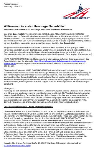 PM Superbüttel KURS FAHRRADSTADT 12 04 2021